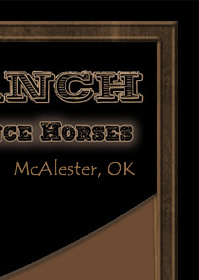 Lee Ranch, AQHA Performance Horses, McAlester, OK